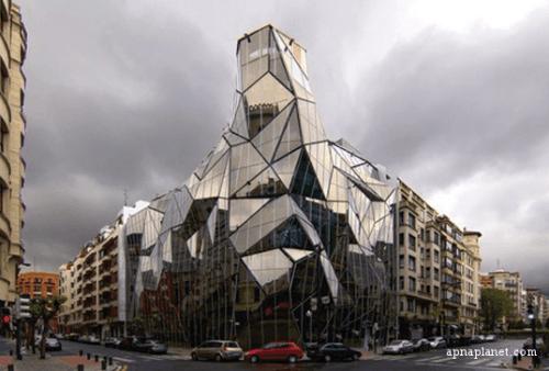 Sediul Departamentului de Sanatate Basc