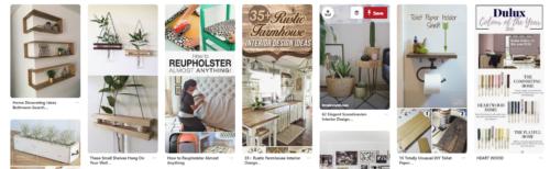Pinterest.com - board-uri legate de amenajari interioare