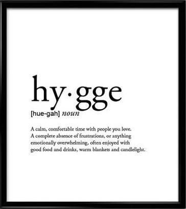 definitia termenului hygge