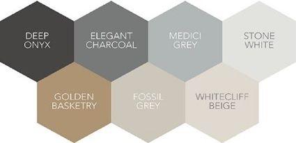 paleta culori stilul scandinav