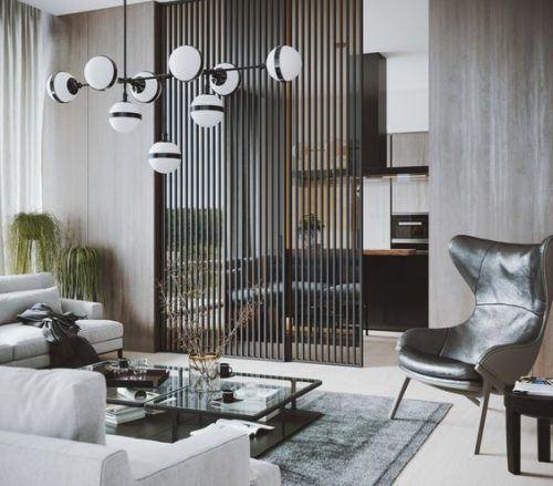 Tendinte in Designul Interior in 2021 metal