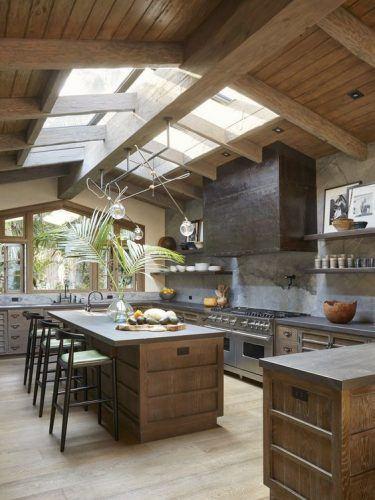 Tendinte in Designul Interior in 2021 stil rustic modern